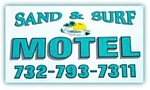 Sand and Surf Motel, Seaside Heights NJ